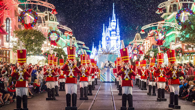 Mickey's Most Merriest Celebration Coming in 2016 to Magic Kingdom Park.