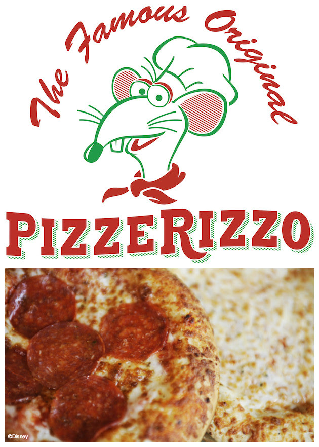 PizzeRizzo Opening Nov 18, 2016 at Disney's Hollywood Studios.