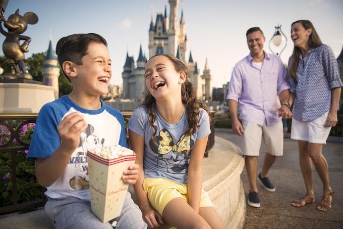 Disney introduces the 4 Park Magic Ticket