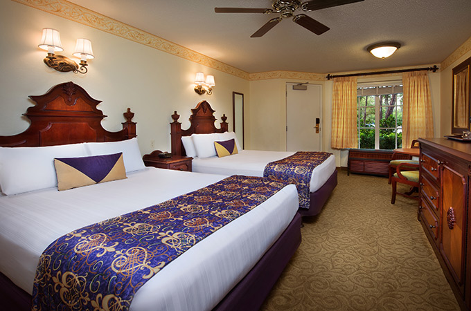 Disney's Port Orleans Resort - French Quarter. Special offer from Magical Vacations Travel.