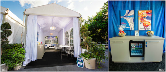 Magic Kingdom Cabanas offer VIP experience.