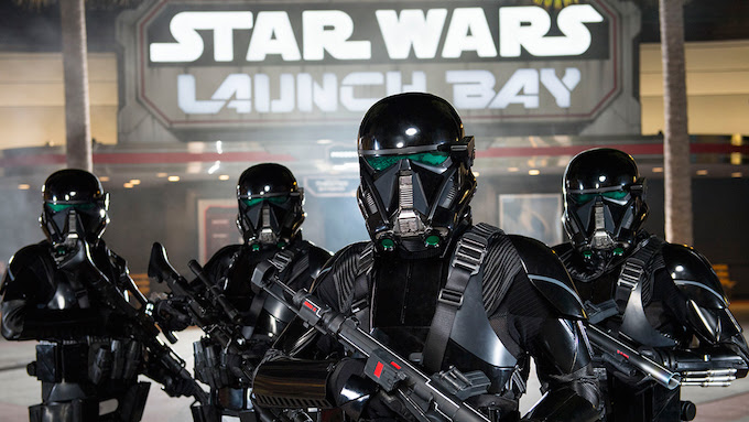New Rogue One: A Star Wars Story-Inspired Offerings Debut Disney's Hollywood Studios