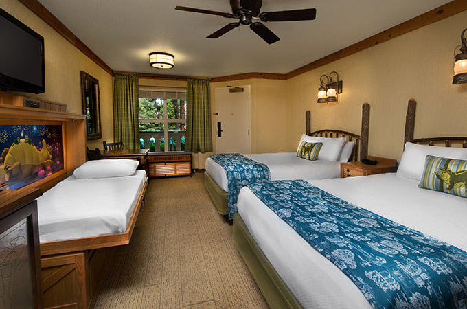 Disney's Port Orleans Resort - Day bed rooms. Save with this special offer.