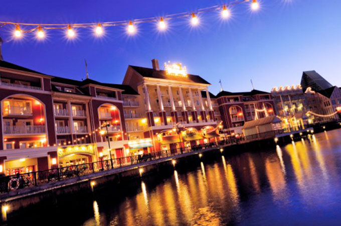 Disney's Boardwalk Resort - Magical Vacations Travel.