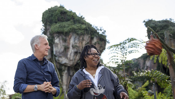 Tune into ABC March 9 for an inside look at  Pandora – The World of Avatar