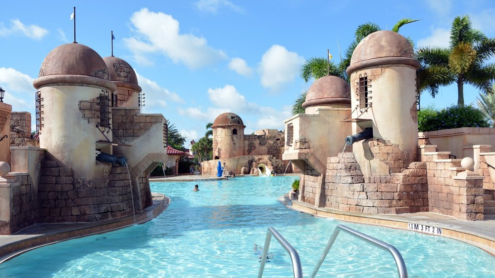 Important Refurbishment Update For Disneys Caribbean Beach Resort