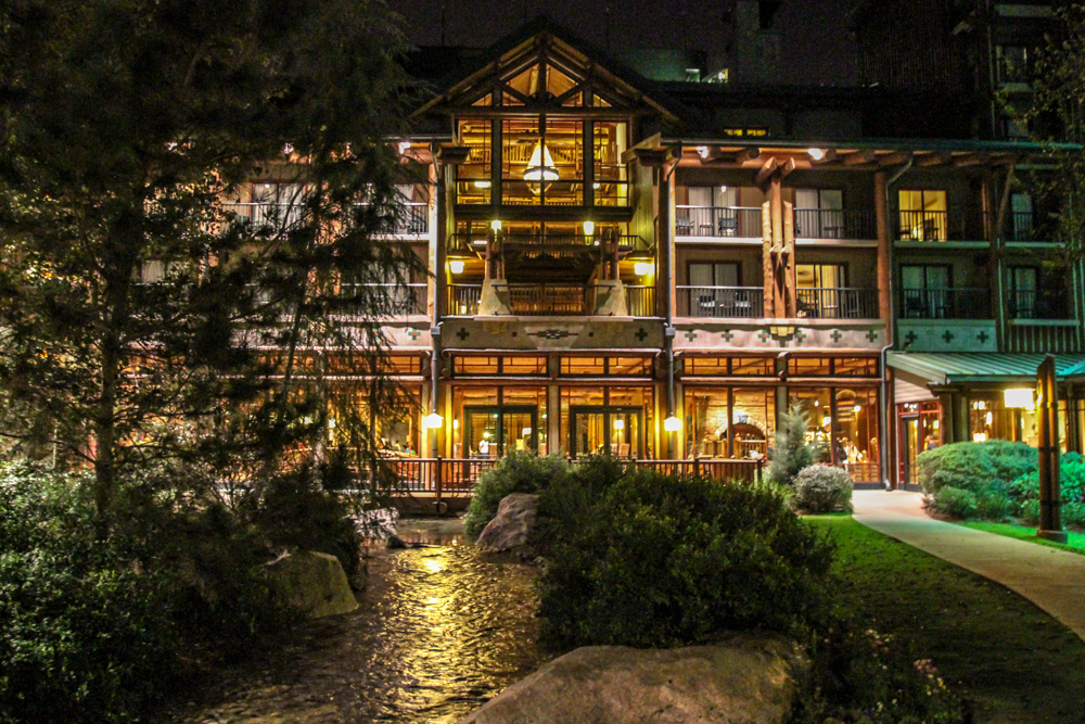 Exclusive Offer on Disney's Wilderness Lodge Resort from Magical Vacations Travel.