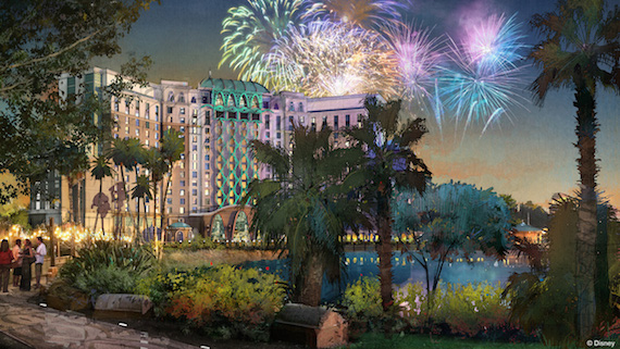 Update on Disney's Coronado Springs Resort Expansion Project.
