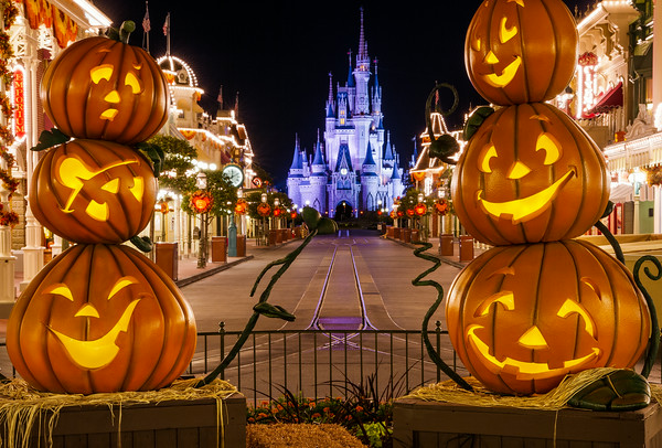 2017 Tickets on Sale Now for Mickey's Not So Scary Halloween Party!