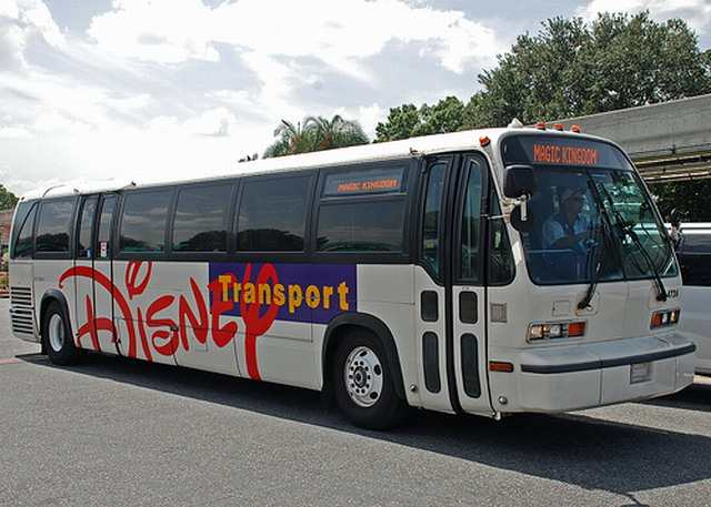 Express Transportation | Walt Disney World