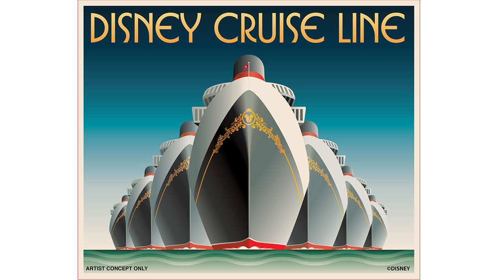 Disney Cruise Line Has 3 Ships on Order
