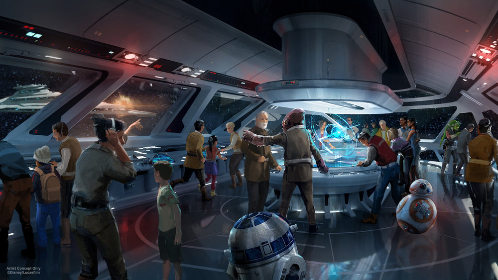 Disney's Star Wars Resort at Walt Disney World