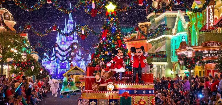 mickeys very merry christmas party 2018