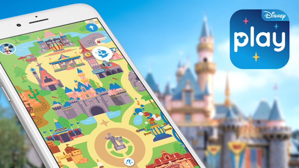 All-New Play Disney Parks App Coming to Disneyland Resort and Walt Disney World Resort This Summer