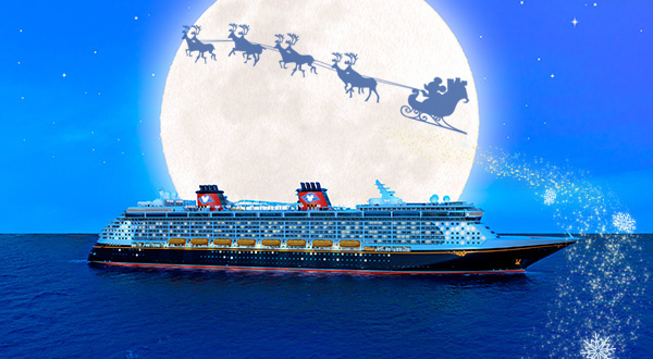 Holiday Happenings on Disney Cruise Line 2018