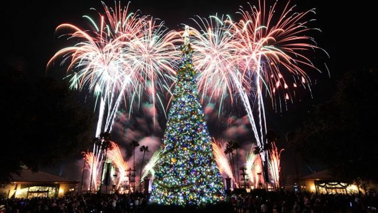 Holiday Events at Walt Disney World 2018
