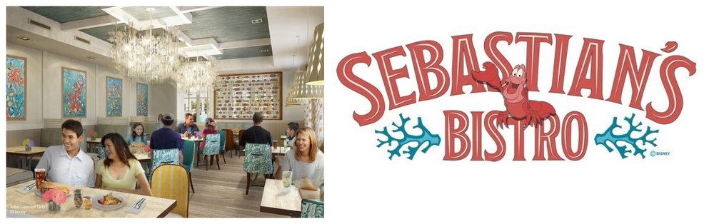 Sebastian's Bistro at Disney's Caribbean Beach Resort | Walt Disney World Resort