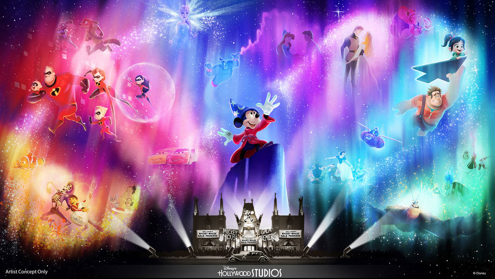 Wonderful World of Animation coming to Disney's Hollywood Studios ©Disney