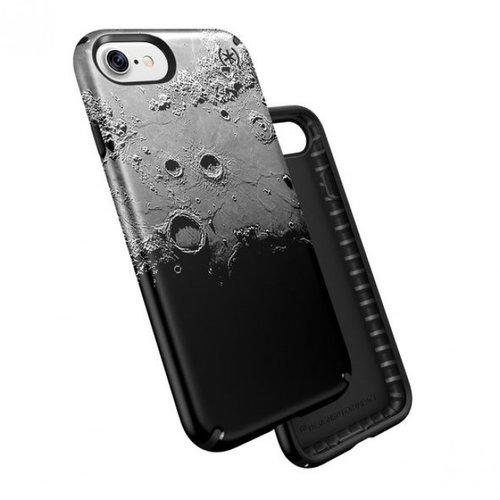 timeless design 2b431 0aa7a Speck iPhone 7 Plus PRESIDIO INKED DARKMOON BLACK METALLIC/BLACK