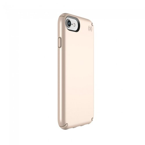 brand new 80791 e39fa Speck iPhone 8/7/6S/6 Presidio Metallic - Nude Gold Metallic/Nude Gold