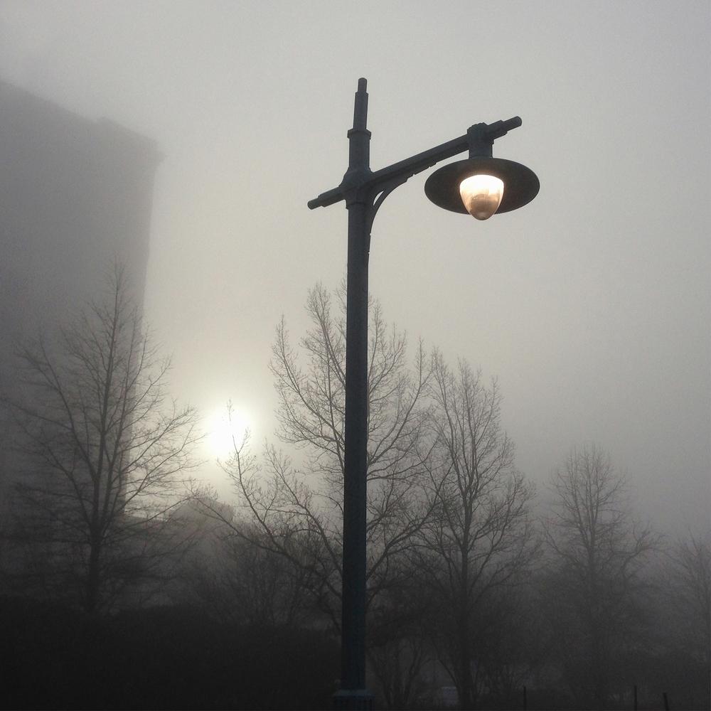 Hudson Fog III
