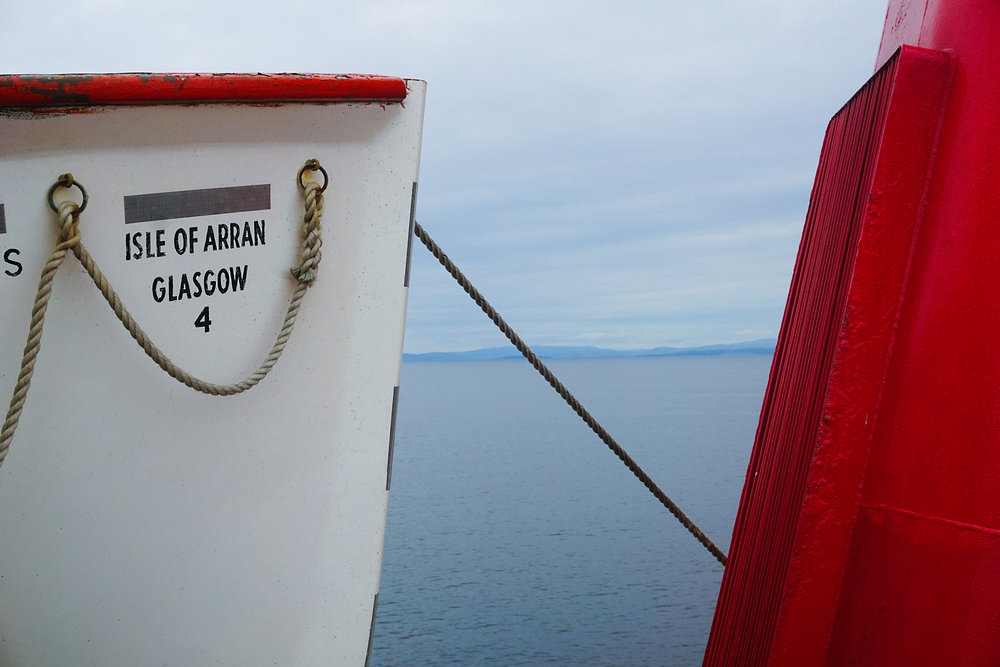 Isle of Arran Ferry I