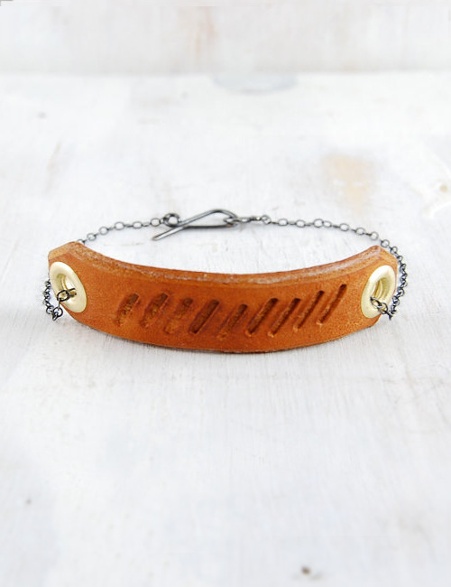fail+Canoe June bracelet