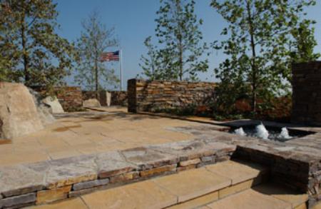 Heroes Garden