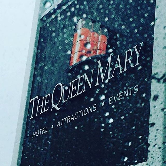 Get out of the rain and join us aboard the Queen Mary. . . It's warm & toasty, and we have wine. . . . . . @thequeenmary @thelongbeach #malibuwines #longbeach #losangeles #lbc #orangecounty #queenmary #sailaway pc:: @derrickknightshow