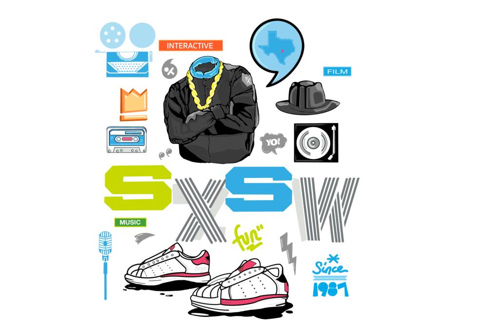 BOZA x SXSW 2016
