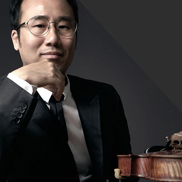 Meet Hyung Joon Won. Visionary violinist and founder of Lindenbaum Music Company. He has worked tirelessly to build an inter-Korean orchestra. By using his music, he takes a step towards unity, peace, and understanding. Buy your tickets now! Link in bio.