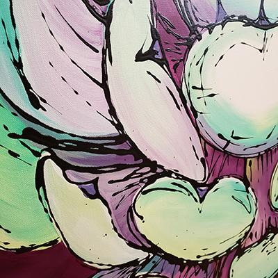 Purple Agave