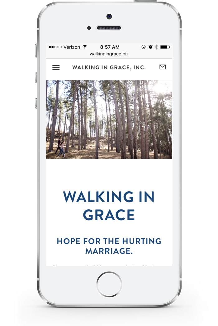 Walking In Grace, Inc.