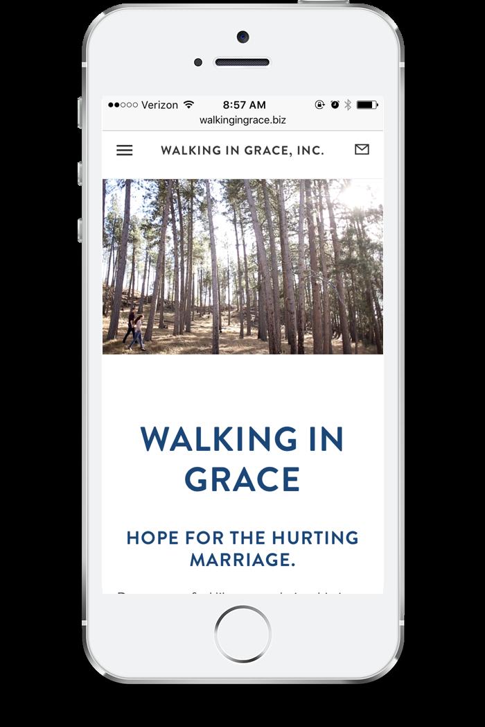 Walking In Grace, Inc.