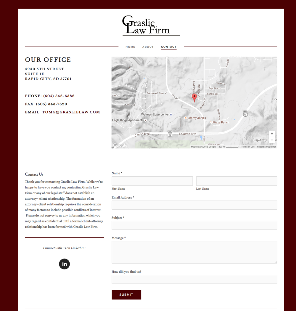 Graslie Law Firm