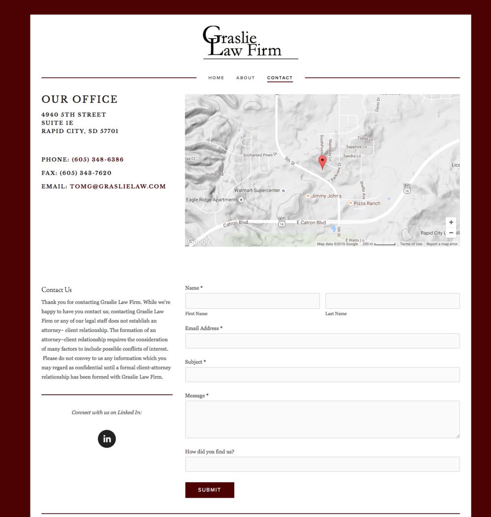 Graslie Law Firm
