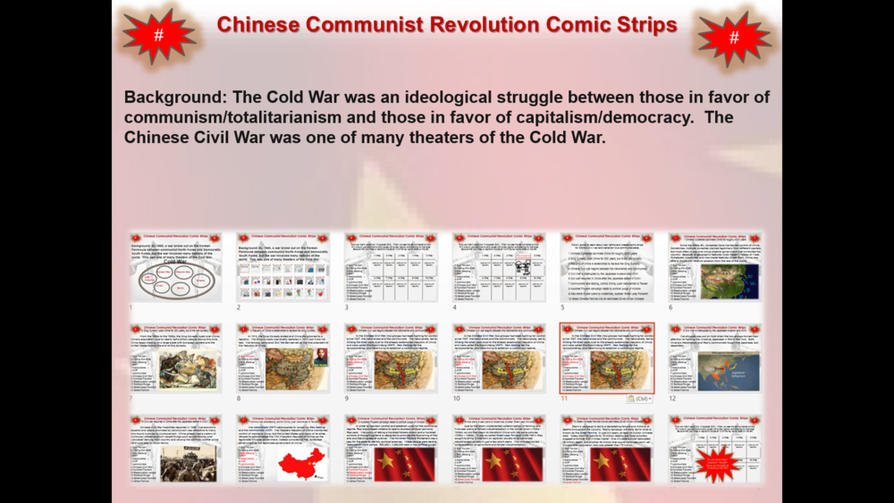an analysis of the chinese communist revolution China's first marxist and a founder ofthe party, was long neglected in chinese communist historiography and was accorded proper attention only after the death ofmao and especially at a conference in october 1989, when he was touted.