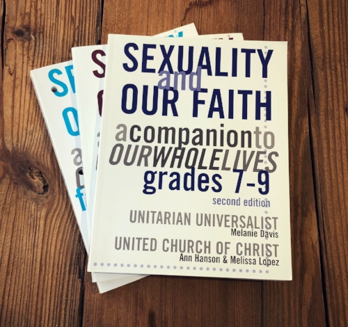 In partnership with the United Church of Christ, we are proud to offer Our Whole Lives (OWL), a comprehensive, lifespan sexuality education curricula for use in both secular settings and faith communities.