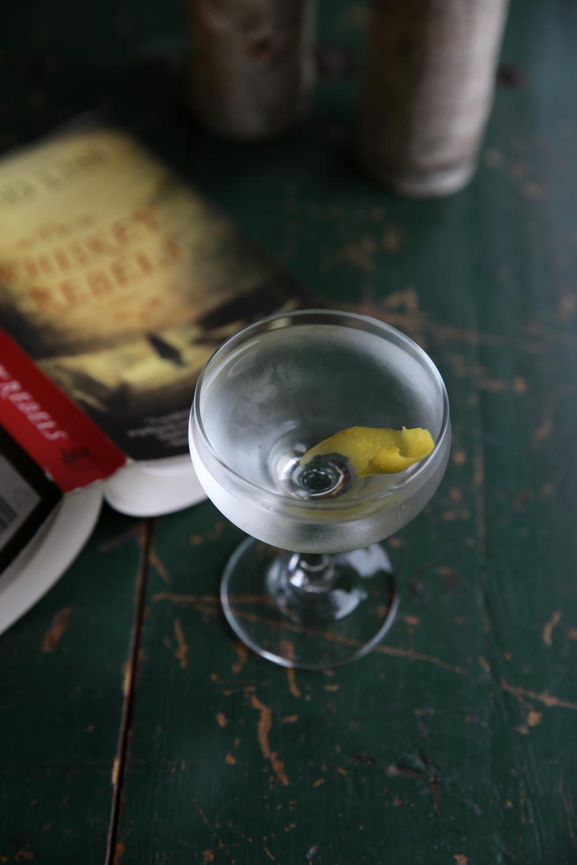 Spruce Martini