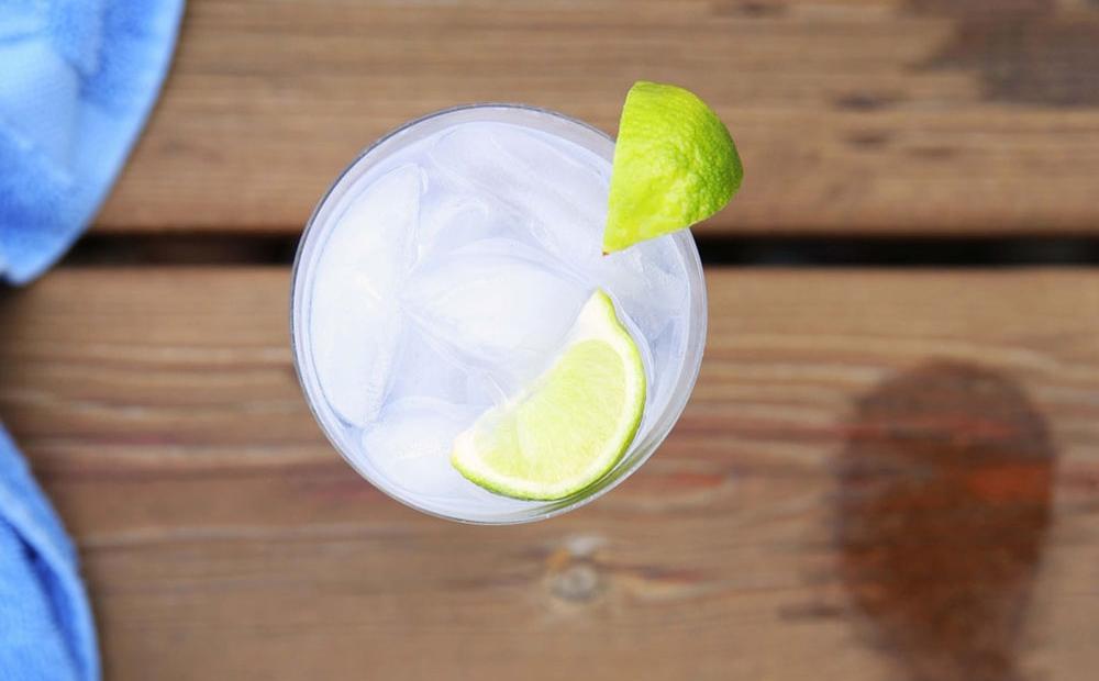 Juniper Gin and Tonic