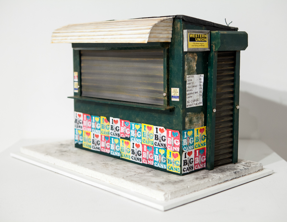 News Stand #2 - SOLD