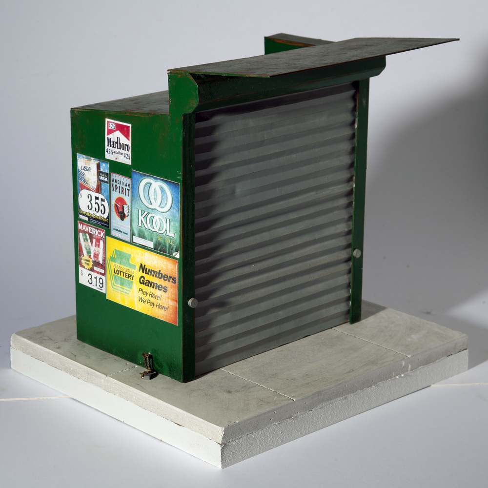 News Stand #1 - SOLD