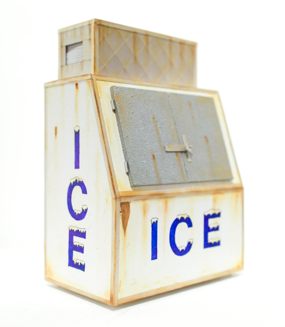 Ice Box - SOLD
