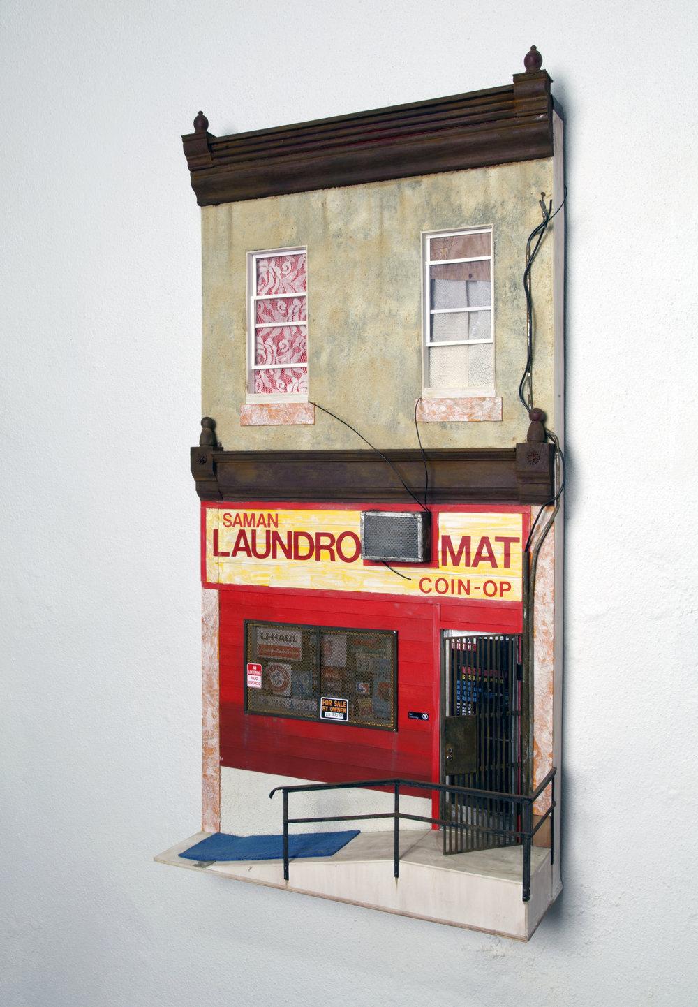 Saman Laundromat