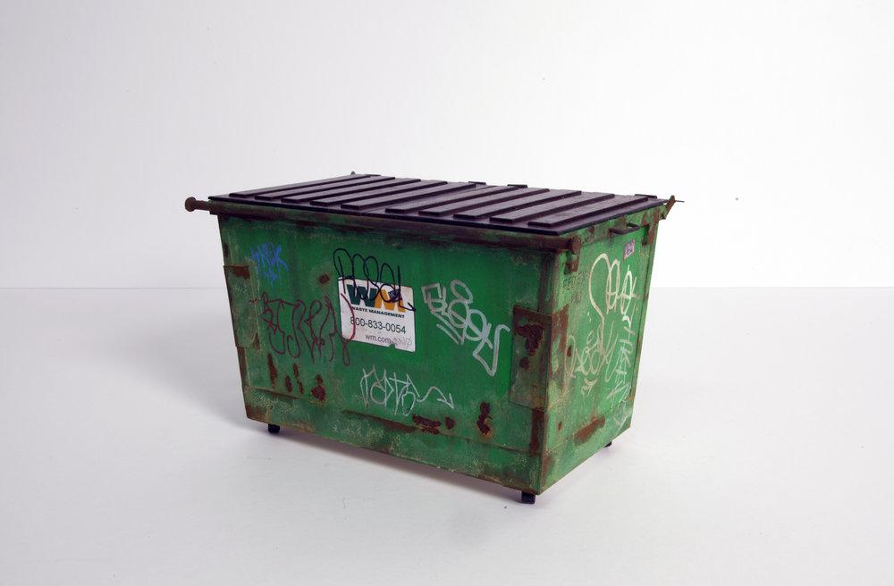 FedEx Dumpster