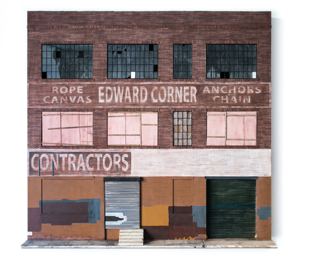 Edward Corner Warehouse