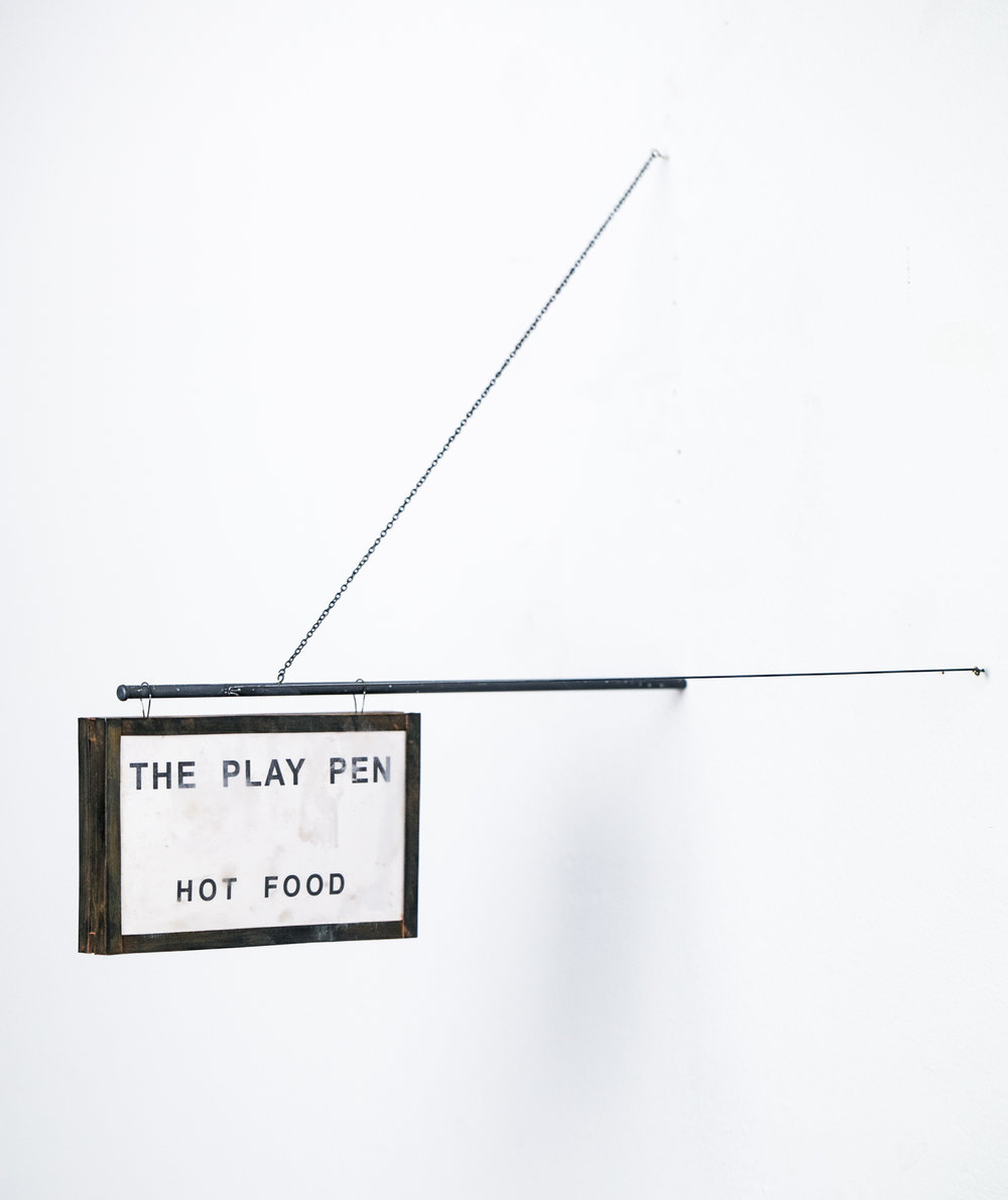The Play Pen Sign