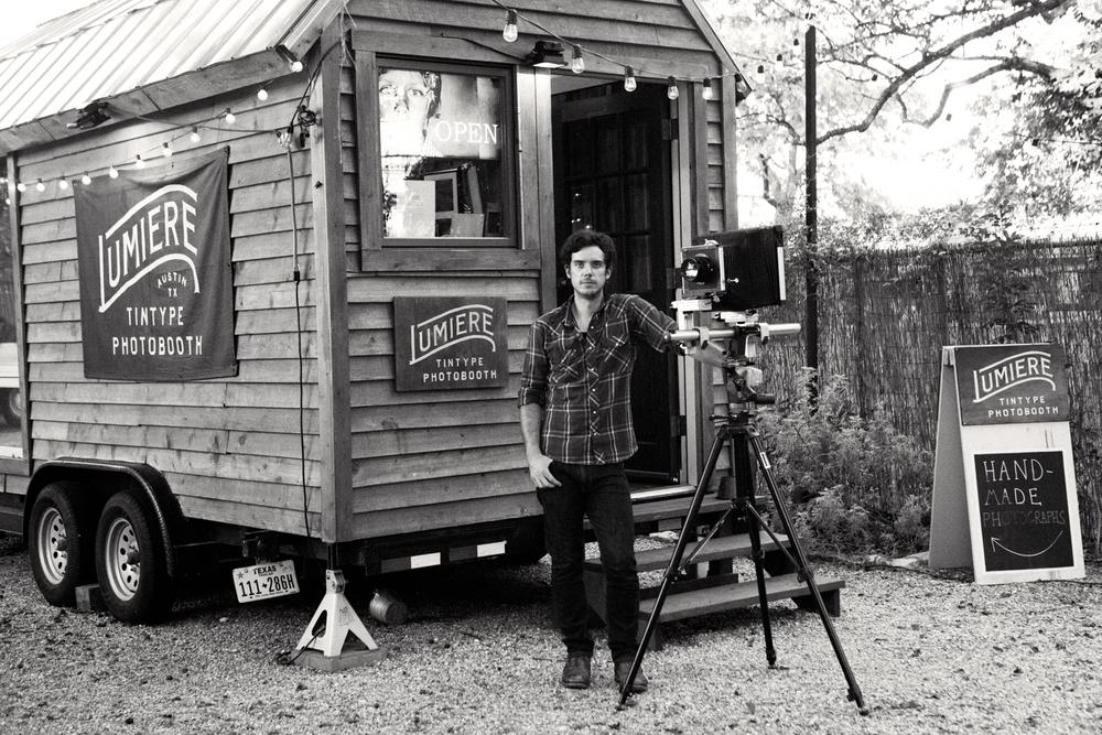 Lumiere Tintype   Austin, TX   Full Interview