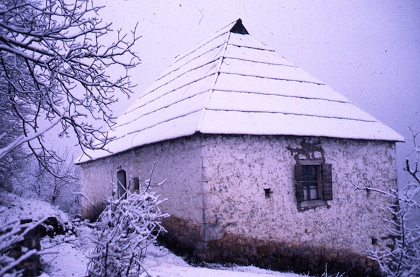 The ethnographer's house