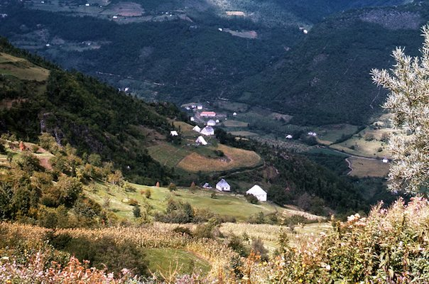 Upper Morača Tribe is in a mountain valley